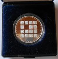 200 Kč(2004-vstup do EU), stav PROOF, etue a certifikát