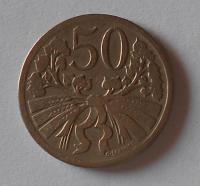 ČSR 50 Haléř 1926