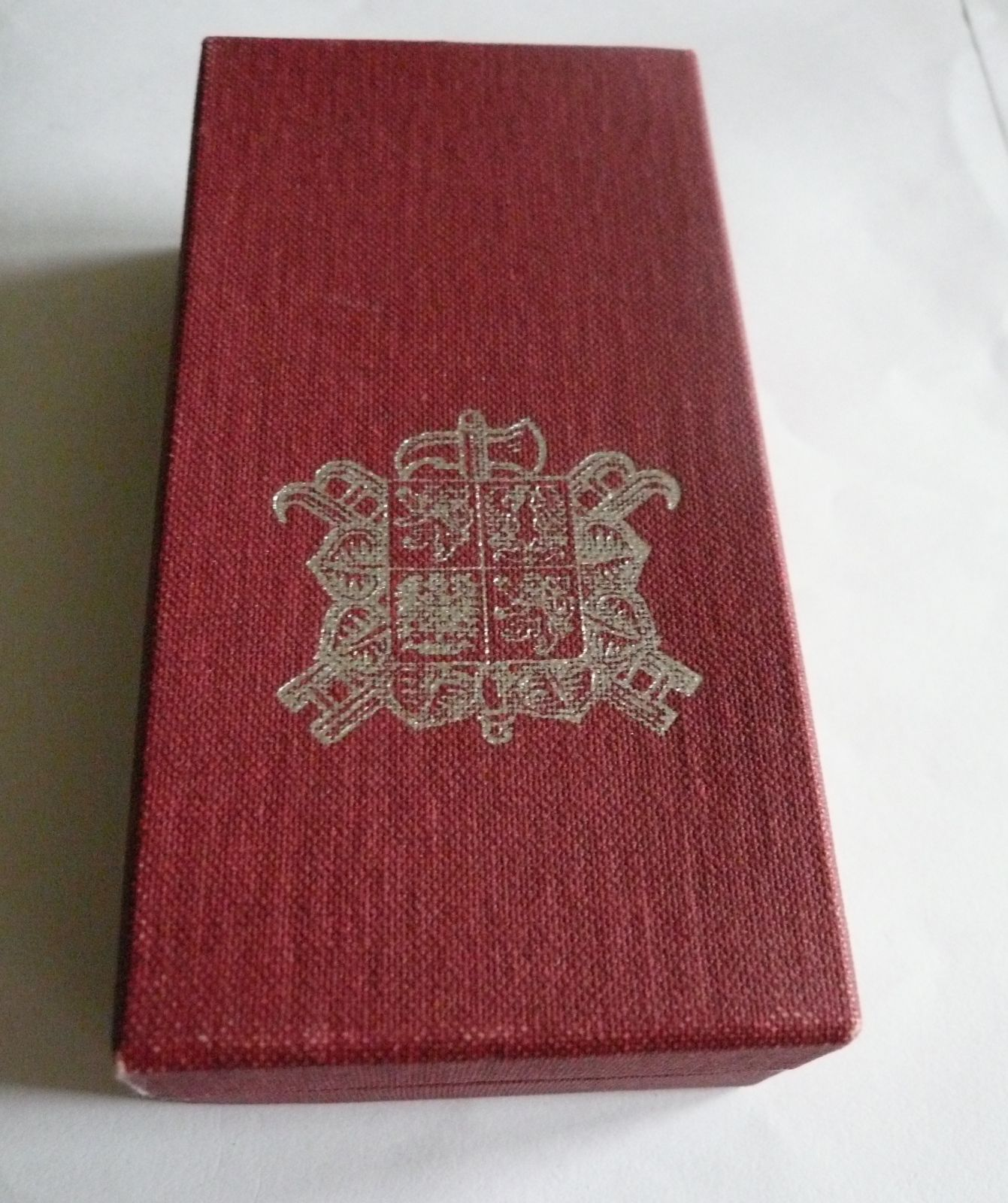 etue na hasičské vyznamenání, ČSR