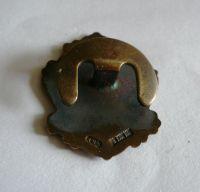 klopový odznak N.U.M.-Ag punc, Velká Británie