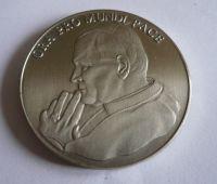 návštěva Jana Pavla II., 1981, Švýcarsko