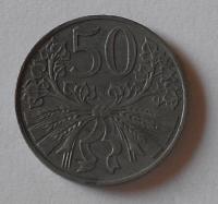 P-Č+M 50 Haléř 1941