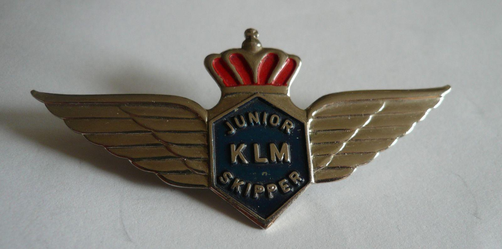 pilotní odznak, Dánsko