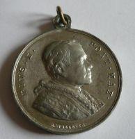 Pius X., Al med., Vatikán