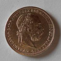 Rakousko 1 Koruna 1893 stav
