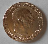 Rakousko 1 Koruna 1916 stav