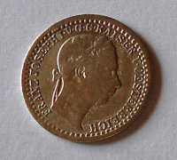 Rakousko 5 Krejcar 1863 A