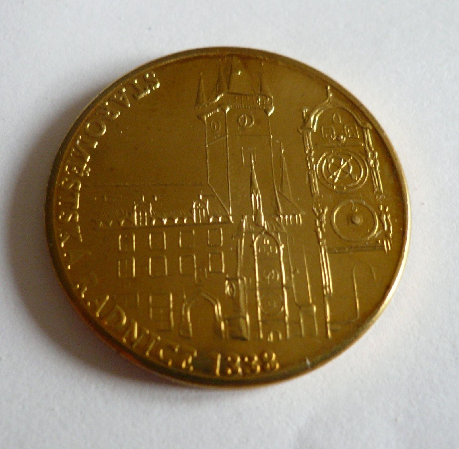 Staroměstská radnice, 1338, ČSR-Praha