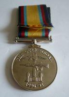 The Gulf Medal 1990-91, Velká Británie