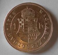 Uhry 1 Zlatník/Gulden 1883 KB stav