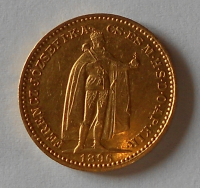 Uhry 20 Koruna 1896 KB