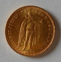 Uhry 20 Koruna 1897 KB