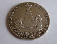 úmrtní žeton František Lotrinský, 1765, Rakousko, hrana
