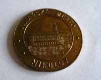 zámek Mikulov, vinařské město, ČSR