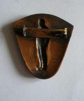 zasloužilý cvičitel Svazarmu-bronz, ČSSR