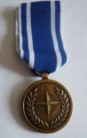 záslužná medaile bronzový stupeň, NATO