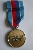 záslužná medaile mírových sborů UN, OSN