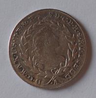 Bavorsko 20 Krejcar 1763 Max. Josef