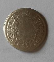 Bavorsko – Mnichov 3 Krejcar 1712 Karel VI.