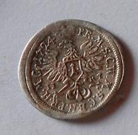 Brandenburg 1 Krejcar 1724