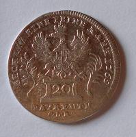Brandenburg 20 Krejcar 1765 Frid. Chrisl