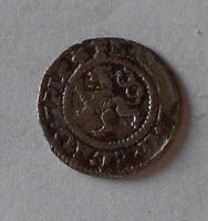 Čechy Bílý peníz 1526-64 Ferdinand I.
