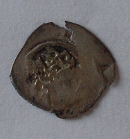 Čechy Peníz se lvem 1378-1419 Václav IV.