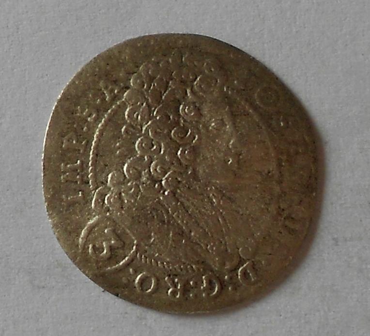 Čechy – Praha 3 Krejcar 1710 Josef I.