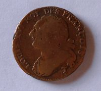 France 12 Derniers 1792 Ludvík XVI.