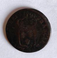 Francie 1/2 Sol 1720 A Ludvík XV.