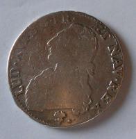 Francie 1 Ecu 1784 Ludvík XVI.