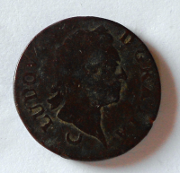 Francie 1 Sol 1773 A Ludvík XV.
