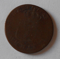 Francie 1 Sol 1774