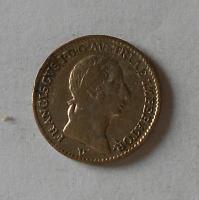 Rakousko 1/4 Lira 1822 V František II.