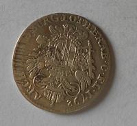 Rakousko 14 Liard 1792 Leopold II.