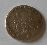 Rakousko 2 Escalin 1751 Marie Terezie