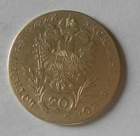 Rakousko 20 Krejcar 1795 G Leopold II.
