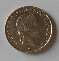 Rakousko 20 Krejcar 1843 M Ferdinand V.