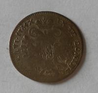 Rakousko 3 Krejcar 1764 František Lotrinský