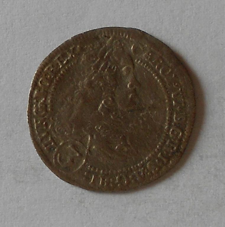 Rakousko – Gratz 3 Krejcar 1718 Karel VI.