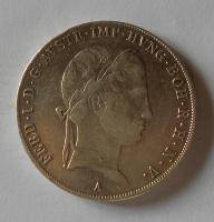 Rakousko Tolar 1845 A Ferdinand V.