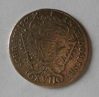 Rakousko – Vídeň 17 Krejcar 1750 František Lotrinský
