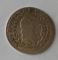 Rakousko – Vídeň 20 Krejcar 1765 František Lotrinský
