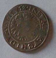 Rakousko – Vídeň 3 Krejcar 1552 Ferdinand I.