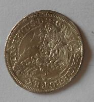 Slezsko – Vratislav 3 Krejcar 1707 Josef I.