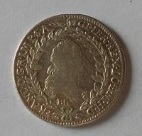 Uhry 20 Krejcar 1765 EVM/D František Lotrinský