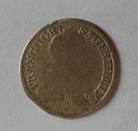 Uhry 3 Krejcar 1757 NB František Lotrinský