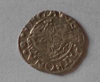 Uhry Denár 1572 KB Maxmilián II.