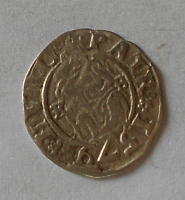 Uhry Denár 1579 Rudolf II.