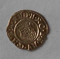 Uhry Denár 1593 Rudolf II.